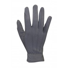 Dublin Adult's Everyday Deluxe Track Riding Gloves (Grey)