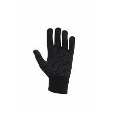 Dublin Adult's Magic Pimple Grip Riding Gloves (Black)