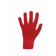 Dublin Adult's Magic Pimple Grip Riding Gloves (Red)