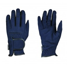 Dublin Everyday Mighty Grip Riding Gloves (Navy)
