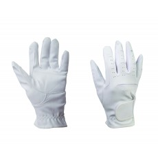 Dublin Everyday Mighty Grip Riding Gloves (White)