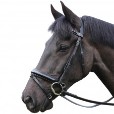 Mark Todd Patent Dressage Bridle (Black)