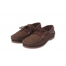Dublin Ladies Broadfield Arena Shoes (Brown/Chestnut)