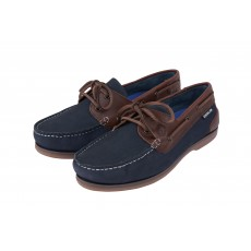 Dublin Ladies Broadfield Arena Shoes (Navy Chestnut)