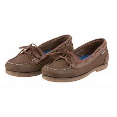 Dublin Ladies Millfield Arena Shoes (Brown Chestnut)