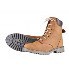 Dublin Ladies Venturer Lace Boots (Brown)