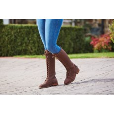 Dublin Ladies Westport Boots (Brown)