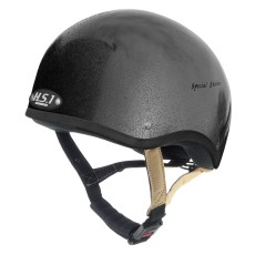 Gatehouse (Ex Display) HS1 Jockey Skull Hat (Black Special Ed.)