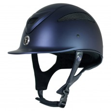 Gatehouse (Ex Display) Conquest MKII Riding Hat (Matt Navy)