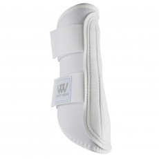 Woof Wear (Discoloured) Double Lock Brushing Boot (White)