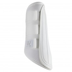 Woof Wear (Discoloured) Single Lock Brushing Boot (White)