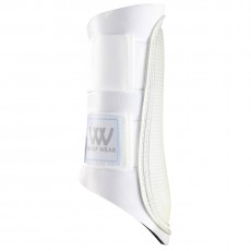 Woof Wear (Discoloured) Club Brushing Boot (White)