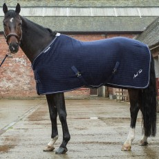 Mark Todd (Clearance) Coolex Cooler Rug (Navy & White)