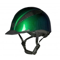Champion (Ex Display) Air-Tech Sport Riding Hat (Peacock) (Size Medium)