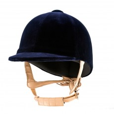 Champion (Ex Display) CPX Supreme Riding Hat (Navy) (Size 56cm)