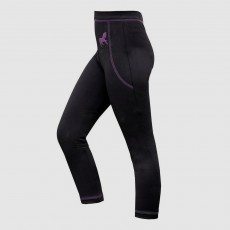 Mark Todd Kids Pull-On Unicorn Jodhpurs (Navy/Purple)