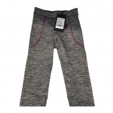 Mark Todd Kids Toddy Leggings (Melange/Purple)