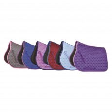 Mark Todd GP Saddlepad (Royal & Lilac)