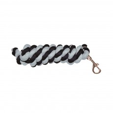 Mark Todd Cotton Lead Rope (Navy & Grey)