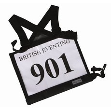 Rodney Powell Number Bib (Black)