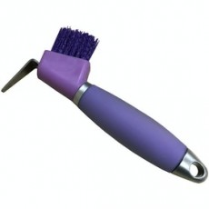 Roma Gel Hoof Pick (Purple)