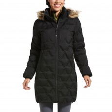 Ariat Women's Barrow Insulated Coat (Black)