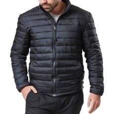 Dublin Men's William Puffer Jacket (Black)
