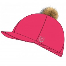 Gatehouse Stretch Hat Cover (Cerise)