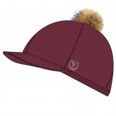 Gatehouse Stretch Hat Cover (Burgundy)