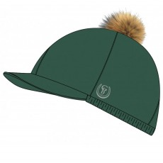 Gatehouse Stretch Hat Cover (Hunter Green)