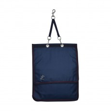 Hy Event Pro Series Show Kit Bag (Navy/Burgundy)