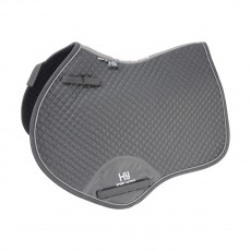 Hy Sport Active Close Contact Saddle Pad (Black)