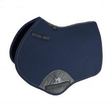 Hy Sport Active Close Contact Saddle Pad (Midnight Navy)