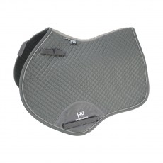 Hy Sport Active Close Contact Saddle Pad (Pencil Point Grey)