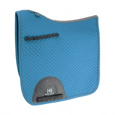 Hy Sport Active Dressage Saddle Pad (Aegean Green)