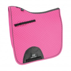 Hy Sport Active Dressage Saddle Pad (Bubblegum Pink)
