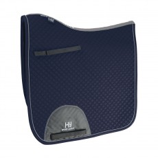 Hy Sport Active Dressage Saddle Pad (Midnight Navy)