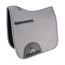 Hy Sport Active Dressage Saddle Pad (Pencil Point Grey)