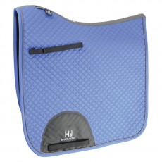 Hy Sport Active Dressage Saddle Pad (Regal Blue)