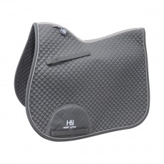 Hy Sport Active GP Saddle Pad (Pencil Point Grey)