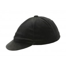 Hy Velvet Hat Cover (Black)