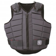 Rodney Powell Adults Superflex Contour Body Protector (Grey)