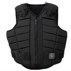 Rodney Powell Child Superflex Contour Body Protector (Black)