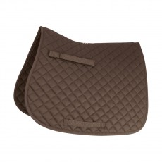 HySPEED Showjump Saddle Cloth (Brown)