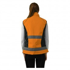 HyVIZ Padded Gilet (Orange)