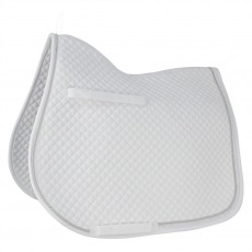 HyWITHER Diamond Touch GP Saddle Pad (White)