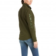 Ariat Women's Agile Softshell Jacket (Relic)