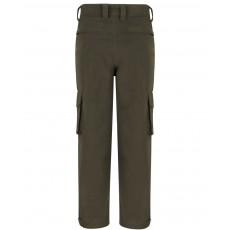 Hoggs of Fife Junior Struther Waterproof Trousers (Green)