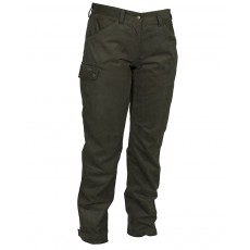 Hoggs of Fife Ladies Rannoch Waterproof Field Trousers (Field Green)