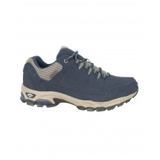Hoggs of Fife Men's Cairn II Waterproof Hiking Shoes (Navy)